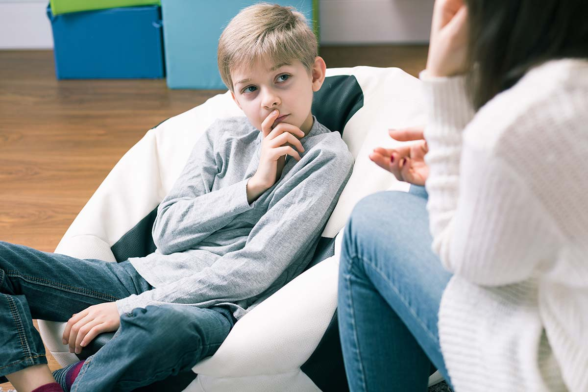 Kids Psychotherapy